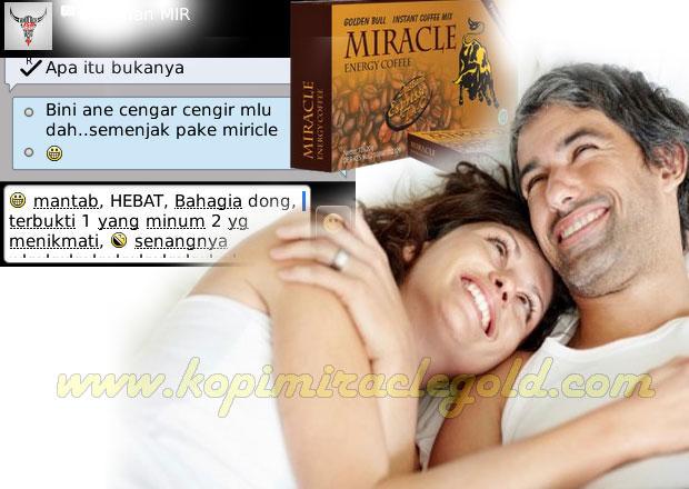 Jual Kopi Miracle di Medan