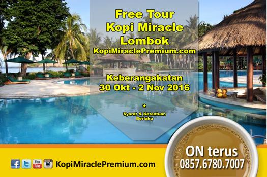 Warung Kopi di Lombok